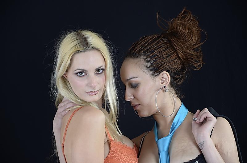 Vanessa et Dalilla