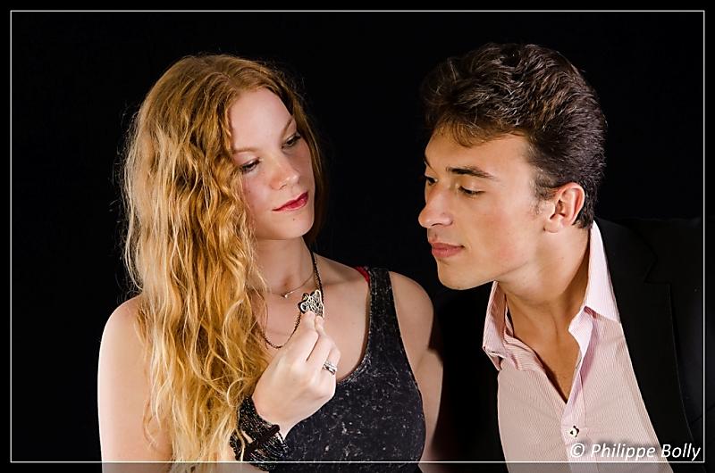 Marie et Xavier