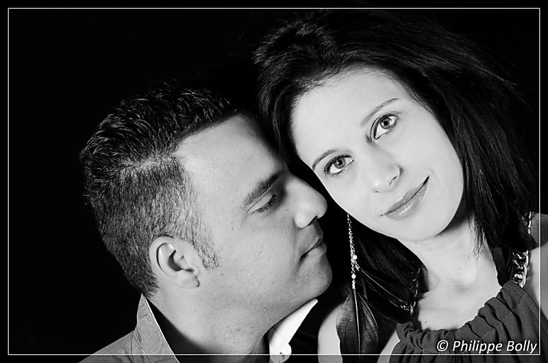 Erika et Johny
