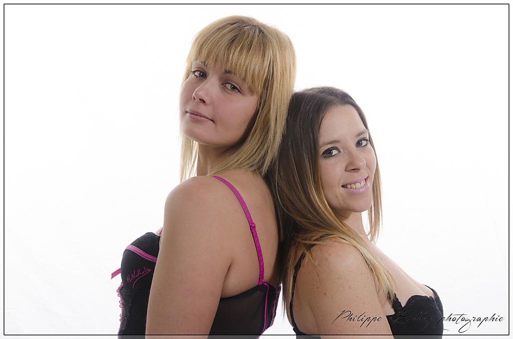 Lauren et Naomi